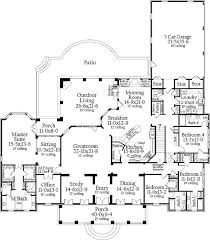 2000 Sq Ft Bungalow Floor Plans Best 25 One Floor House Plans Ideas Only On Pinterest Ranch