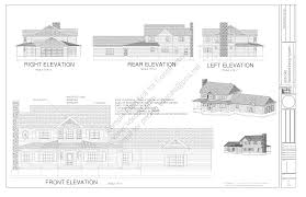 Two Story House Floor Plans Blueprints For Houses Home Design Ideas