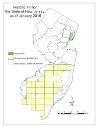 Map Nj Njdep New Jersey Geological And Water Survey Dgs04 7 Historic