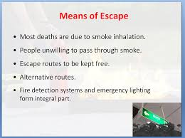 fire safety awareness e learning training course adsc global