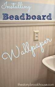 homeofficedecoration cool installing beadboard in bathroom