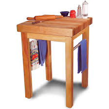 mesquite butcher block table home decorations how to