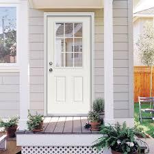 exterior doors the home glamorous home depot exterior door home 32 in x 80 in 9 lite primed captivating home depot exterior door