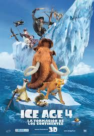 Ice Age 4: La formación de los continentes (2012)