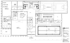 Cabana House Plans by Bedroom Indoor Pool Plans Attractive Pool Delectable Look Of