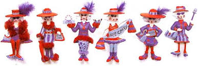 """""""The Red Hat Society began"""