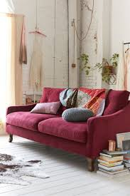 Pink Sofa Bed by Pink Sofas An Unexpected Touch Of Color In The Living Room