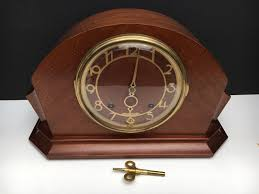 Ansonia Mantel Clock Antique Seth Thomas 8 Day Hour U0026 Half Hour Striking Mantle Clock W