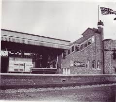 Charwelton railway station