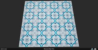 james lucas freelance texture artist moroccan style tiles