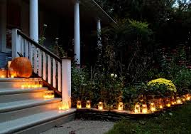 outside halloween party decorating ideas house design ideas
