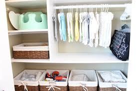 Closet Organizer For Nursery The Nursery Reveal 12 Oaks