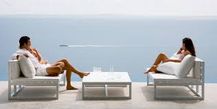 Modern Outdoor Sofa by Discover The Very Best In Modern Outdoor Sofas Chaplins