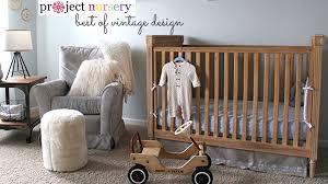 Nursery Room Theme Project Nursery Best Of Vintage Decor In The Baby U0027s Room Youtube