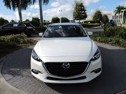 2017 used mazda mazda3 4 door touring automatic at royal palm