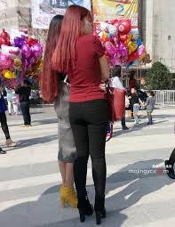 RED jie pai cameltoe 520mojing Pinterest