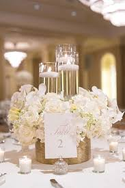 Silver Centerpieces For Table 25 Best Gold Centerpieces Ideas On Pinterest Glitter