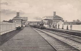 King's Cliffe railway station