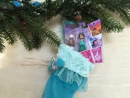 princess holiday stockings disney family