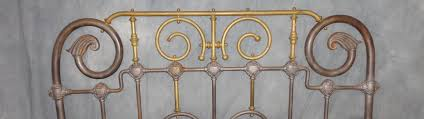 antique cast iron beds mount albert ontario