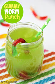 diy prize punch store supply and dollar stores gummy worm punch