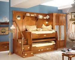 Modern Room Nuance Natural Modern Ideas For Boys Bedrooms That Has Wooden Bed Can Add