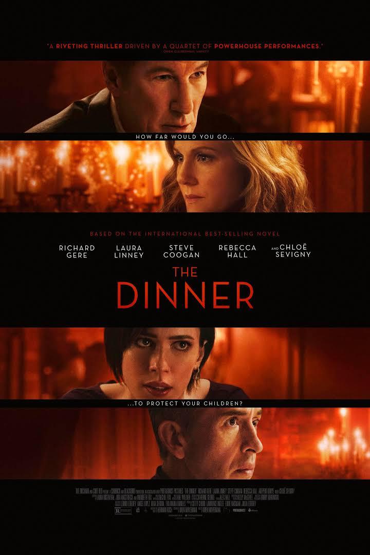 The Dinner (2017) WEBRip