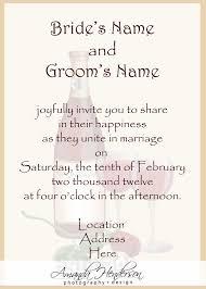 Sport Invitation Card Wedding Invitation Wording Samples Invitation Wording Weddings