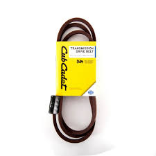 cub cadet 50 in deck drive belt for select rzt mowers occ 754