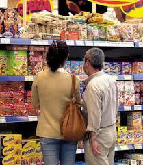 El BCE teme más subidas en el precio de los alimentos