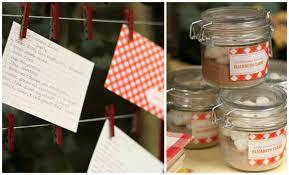 bridal shower ideas recipe for love pear tree blog