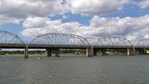 State Highway 29 Bridge at the Colorado River