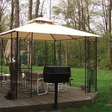 Pergolas Home Depot by Home Depot Gazebo Replacement Canopy Cover Garden Winds