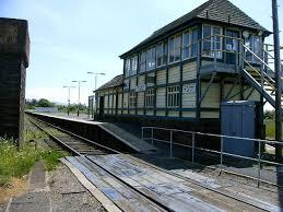 Foxfield railway station