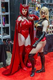 scarlet witch costume comics scarlet witch shows off new costume in new marvel uncanny avengers