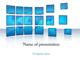 Free Ppt Business Templates World News Powerpoint Template Background For Presentation Free