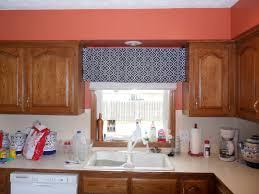 modern kitchen window valance ideas kitchen window valances