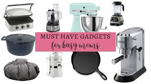 top 10 kitchen gadgets for busy moms gorgeous with grace