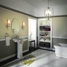 Bathroom Mirror With Lights Built In by Bathroom Wall Light Fixtures Bathroom Light Fixtures Lowes Perfect