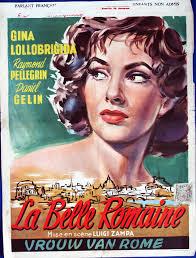Woman of Rome (1954) La romana