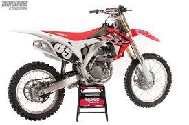motocross action magazine mxa race test 2017 honda crf250