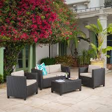 Painting Wicker Patio Furniture - furniture interesting wicker patio furniture for modern outdoor