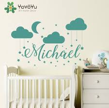 Baby Room Wall Murals by Online Buy Wholesale Cloud Wall Mural From China Cloud Wall Mural