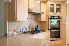kitchen glass tile backsplash ideas pictures tips from hgtv