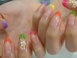 32 gorgeous acrylic nail designs picsrelevant