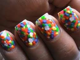cute two color nail designs gallery nail art designs