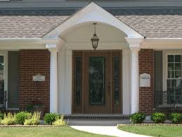 Side Porch Designs by Front Porch Design Using