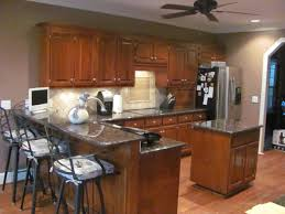 Kitchen Island With Chopping Block Top Kitchen Island With Sink Solid Light Oak Wood Counter Tops