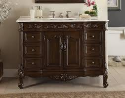 bathroom 42 inch sink vanity sw 3882w tk 42 42 inch bathroom