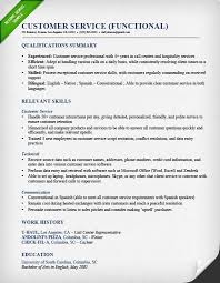 Resume Examples  Example of Customer Service Resume  resume     Rufoot Resumes  Esay  and Templates